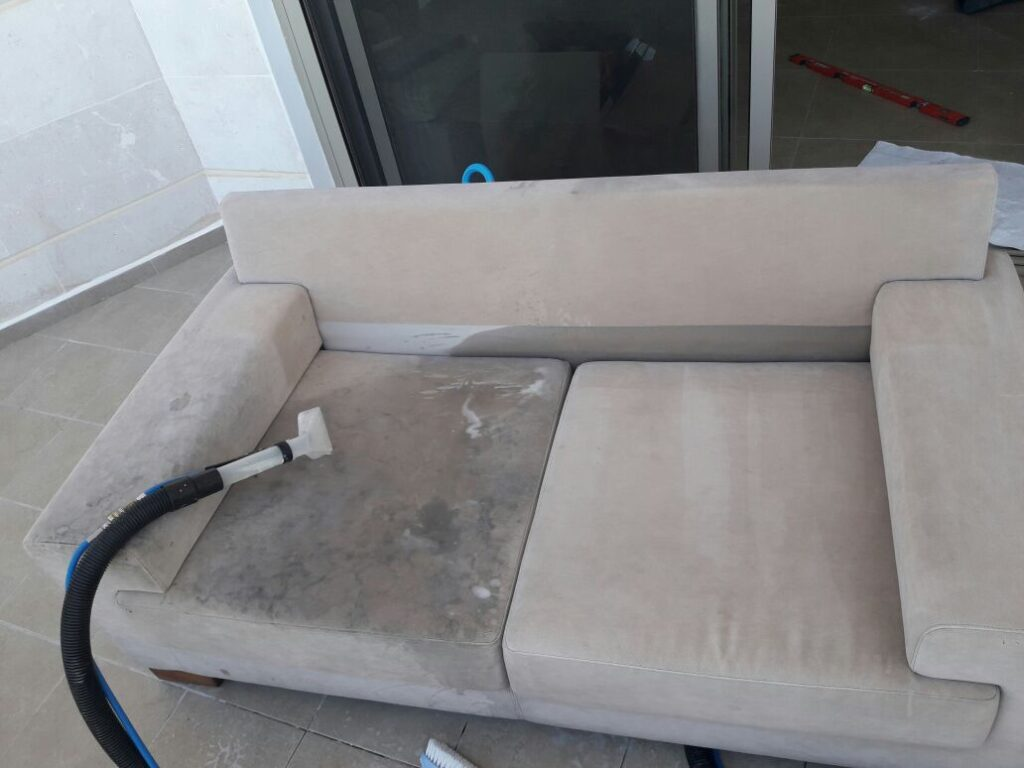 ניקוי ספת אימפלה 2 מושבים