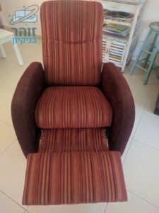 ניקוי כורסא נפתחת מבד