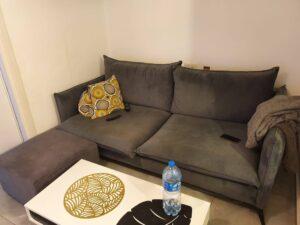 ניקוי ספה דו מושבית ברעננה