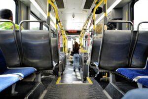 ניקוי מושבי אוטובוס 50 מושבים