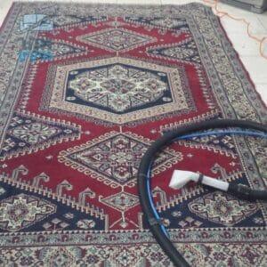 ניקוי מקצועי של שטיח פרסי ברמת גן עם ניחוח עדין ונעים