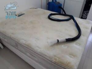 ניקוי מזרנים מקרדית אבק עבודה ברמה גבוהה