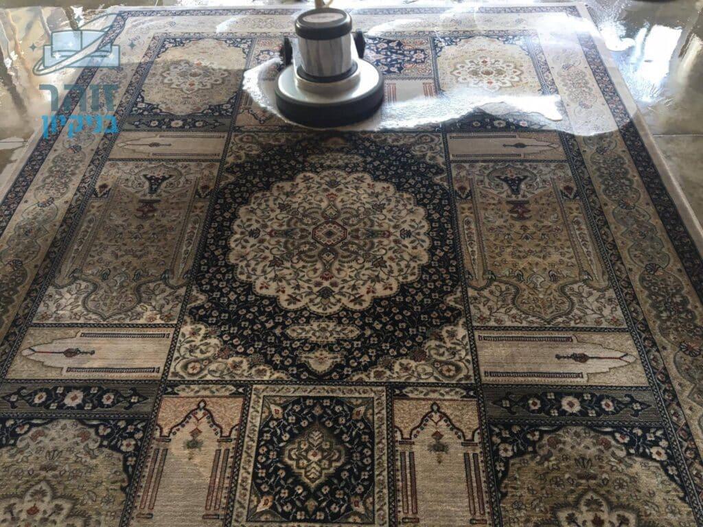 ניקוי שטיח בהרצליה ברמה גבוהה עם ניחוח נעים ללא שום מזיק בשכונת גני הרצליה