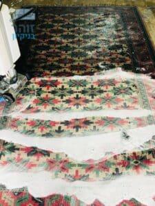 ניקוי שטיחים פרסיים במשרדי היי טק