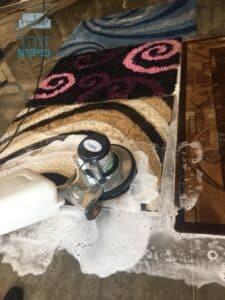 ניקוי שטיחים מקצועי וברמה גבוהה המסיר את כל סוגי הכתמים