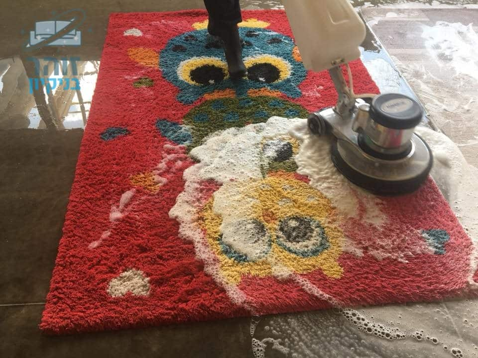 ניקוי שטיח פרווה - עבודה מקצועית וברמה גבוהה אחרי כתמים קשים להורדה