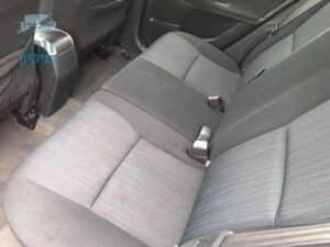 ניקוי ריפודי בד לרכב באשדוד ברובע יב כולל שטיפה חיצונית