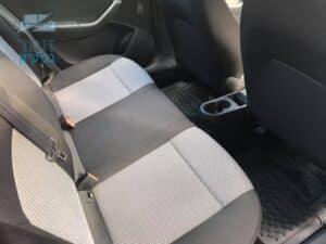 ניקוי ריפוד במכונית של מאזדה באשקלון כולל שאיבה מאסיבית וריח נעים