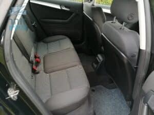ניקוי לריפוד ברמה גבוהה ברכב טויוטה בבאר שבע כולל שאיבה מאסיבית
