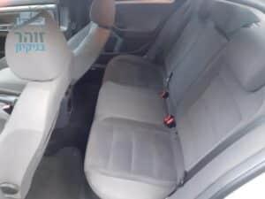 ניקוי יסודי ומקצועי לריפודים ברכב לפני השכרה בשכונת קרית שאול בירושלים