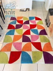 ניקוי שטיח איקאה בשכונת נווה חוף בראשון לציון